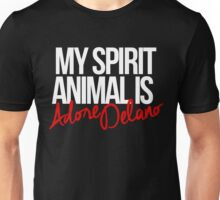 Spirit Animal - Adore Delano Unisex T-Shirt
