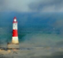 Beacon & the mist by Cat Perkinton