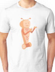 Orange-Bot Unisex T-Shirt