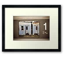 OnePhotoPerDay Series: 171 by L. Framed Print