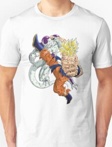 Dragon Ball Z - Goku Vs. Frieza T-Shirt