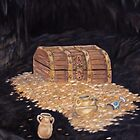 DungeonCrawl  - Treasure by Beth Campbell