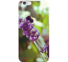 Bumble Blossom iPhone Case/Skin
