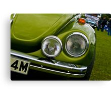 Green Bug! Canvas Print