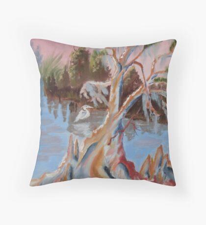 Eureka Cypress Throw Pillow
