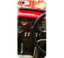 RED BRA COBRA iPhone Case/Skin