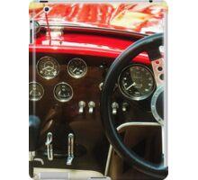 RED BRA COBRA iPad Case/Skin
