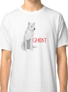 Ghost Game of Thrones Classic T-Shirt