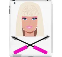 Barbie Crossbones iPad Case/Skin