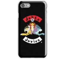 Beastie Johto Juvies iPhone Case/Skin