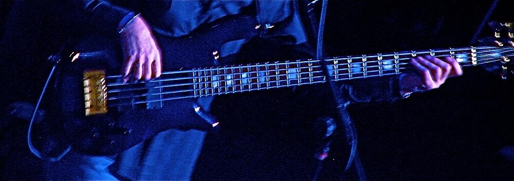 Blue Bass by MaryGerken