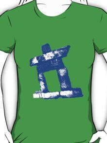 Canada rock man -BLUE- T-Shirt