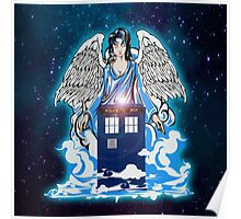 The angel has a phone box Poster