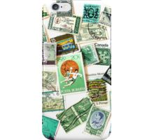 The World in Green iPhone Case/Skin