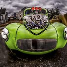 Lime Power by Steve Walser