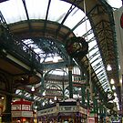 Leeds indoor market by Fotasia