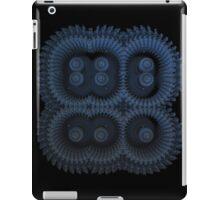 FRACTAL TANK TRAX iPad Case/Skin