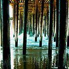 Under the Pier by Renee D. Miranda
