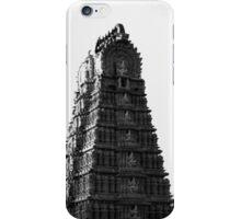 Chamundi Hills Vimana Gopuram iPhone Case/Skin