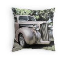 1939 Packard coupe Throw Pillow