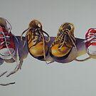 Little Feet by Fiona  Lee