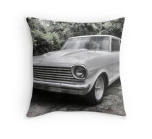 1963 Chevy Nova II Throw Pillow