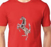 Prancing horse Unisex T-Shirt