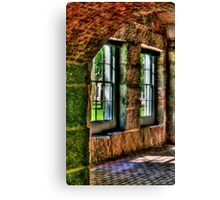 All this history Canvas Print