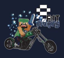 8Bit Riders by Arief Rahman Hakeem