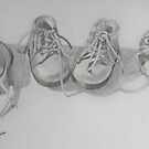 """Sketch for """"LittleFeet"""" by Fiona  Lee"""