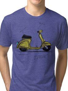 Scoot! Tri-blend T-Shirt