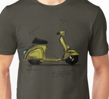 Scoot! Unisex T-Shirt