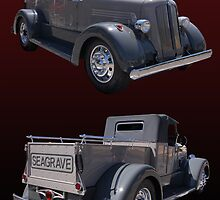 7 Ton Roadster Pickup by WildBillPho