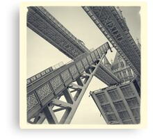 Tower Bridge 02D (19th Century) Canvas Print