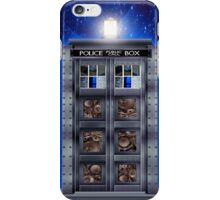 Time and Space travel Steampunk machine iPhone Case/Skin