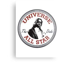 The Dude All Star Metal Print