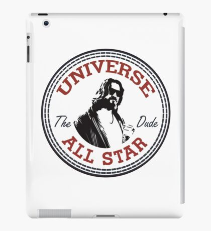 The Dude All Star iPad Case/Skin