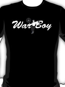 WarBoy Paint T-Shirt