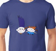 Humpties Robyn and Jacob Unisex T-Shirt