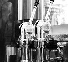 Manual Press Espresso Machine, Cafe Greco in Rome by shilohrachelle