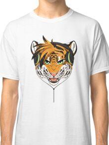 Headphone Tiger Classic T-Shirt