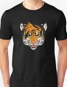 Headphone Tiger Unisex T-Shirt