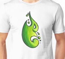 Tina / طينة (acid green) Unisex T-Shirt