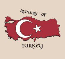 Zammuel's Country Series - Turkey (Republic of Turkey V1) by Zammuel