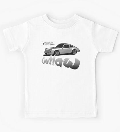 DLEDMV - Outlaw 911 Kids Tee