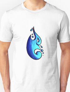 Tina / طينة (cyan blue) T-Shirt