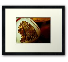 Indian Framed Print