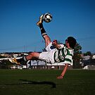 Bicycle Kick by Laura Cooper