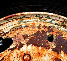 Wheel Hub by Kerry  Youde