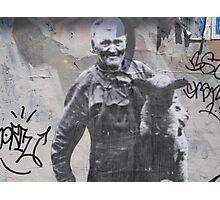 Urban Wall Photographic Print